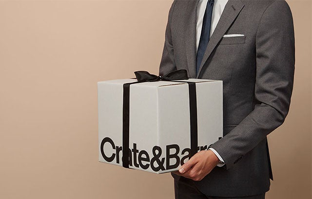 Crate and Barrel Event Registry