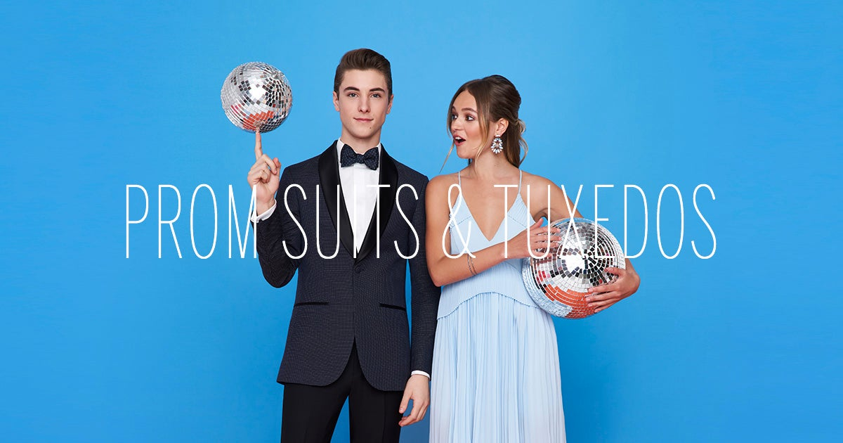 Prom Tuxedos & Suits | The Black Tux
