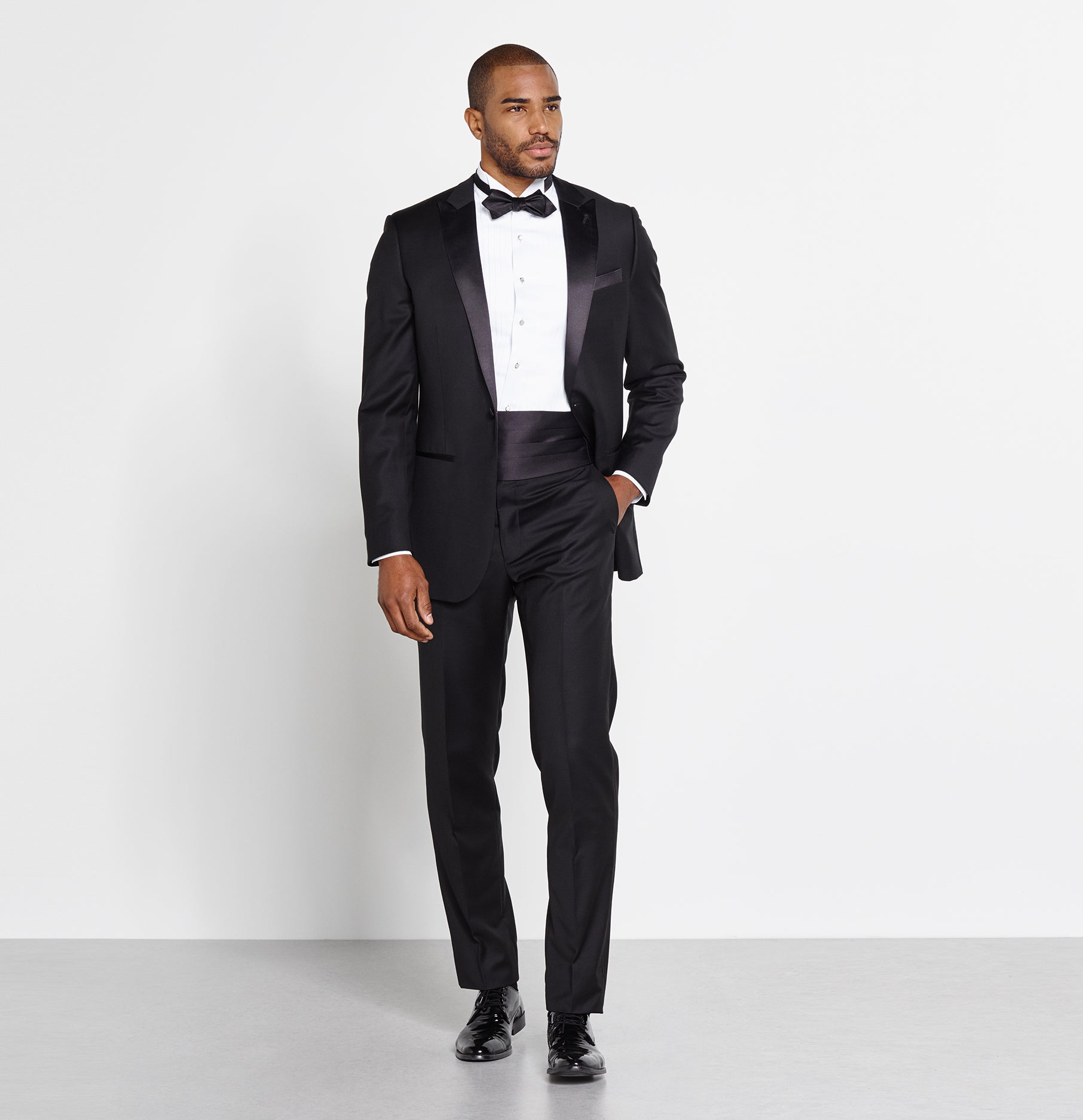 Cummerbund | The Black Tux