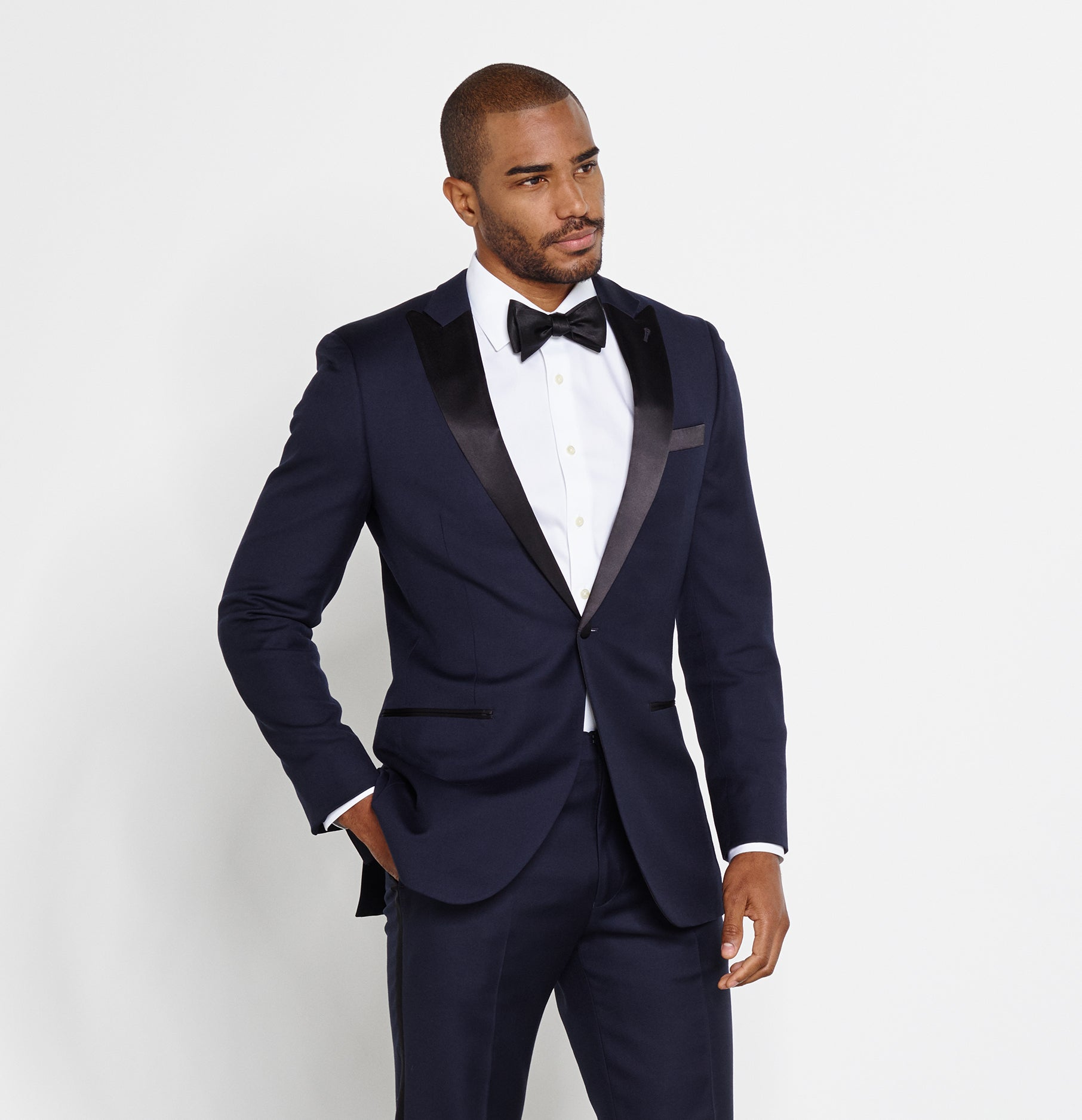 The Holden Outfit | The Black Tux | The Black Tux