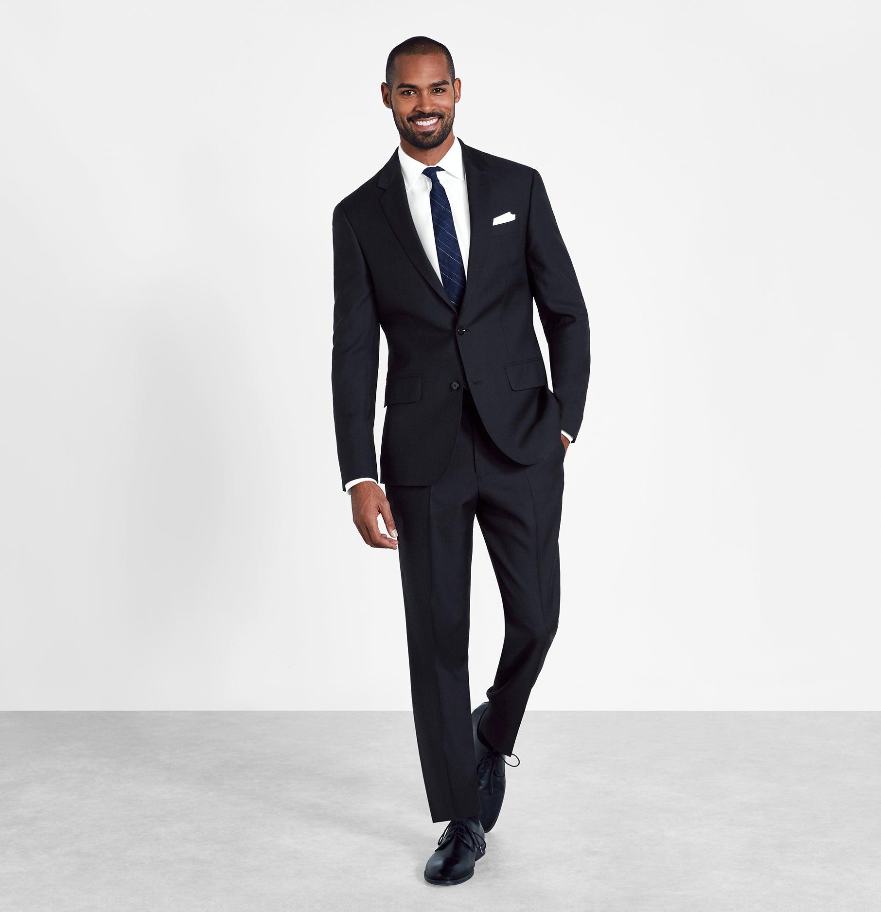 Black Suit | The Black Tux