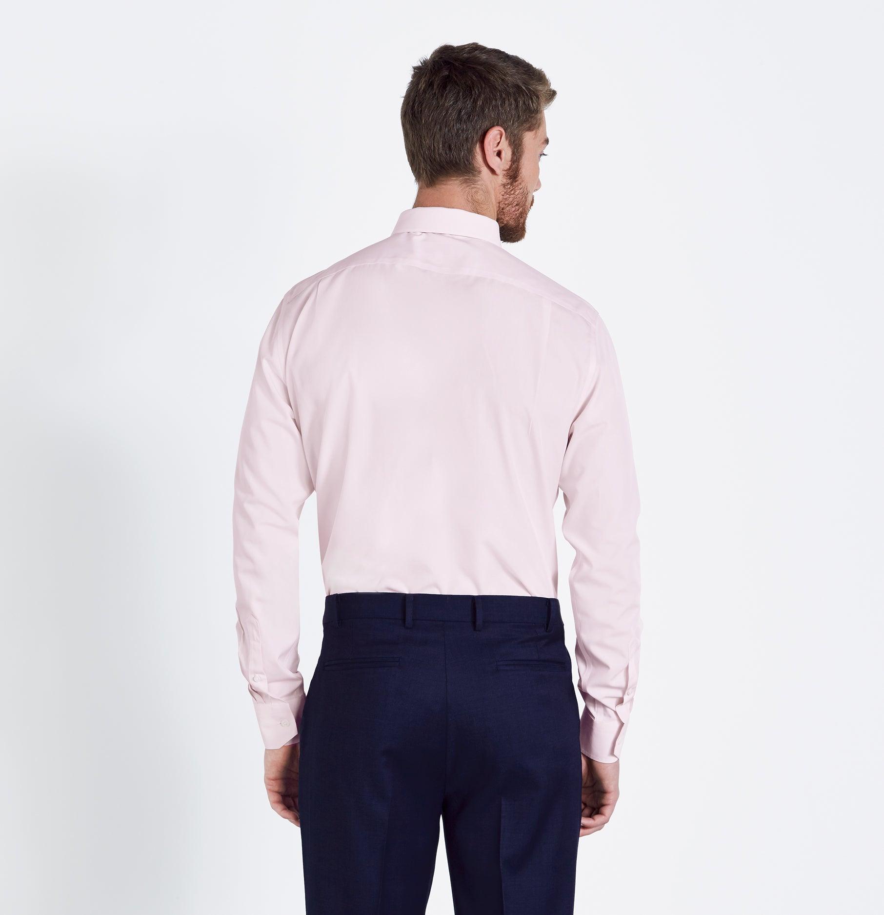 b2b8c57ce1 Pink Dress Shirt
