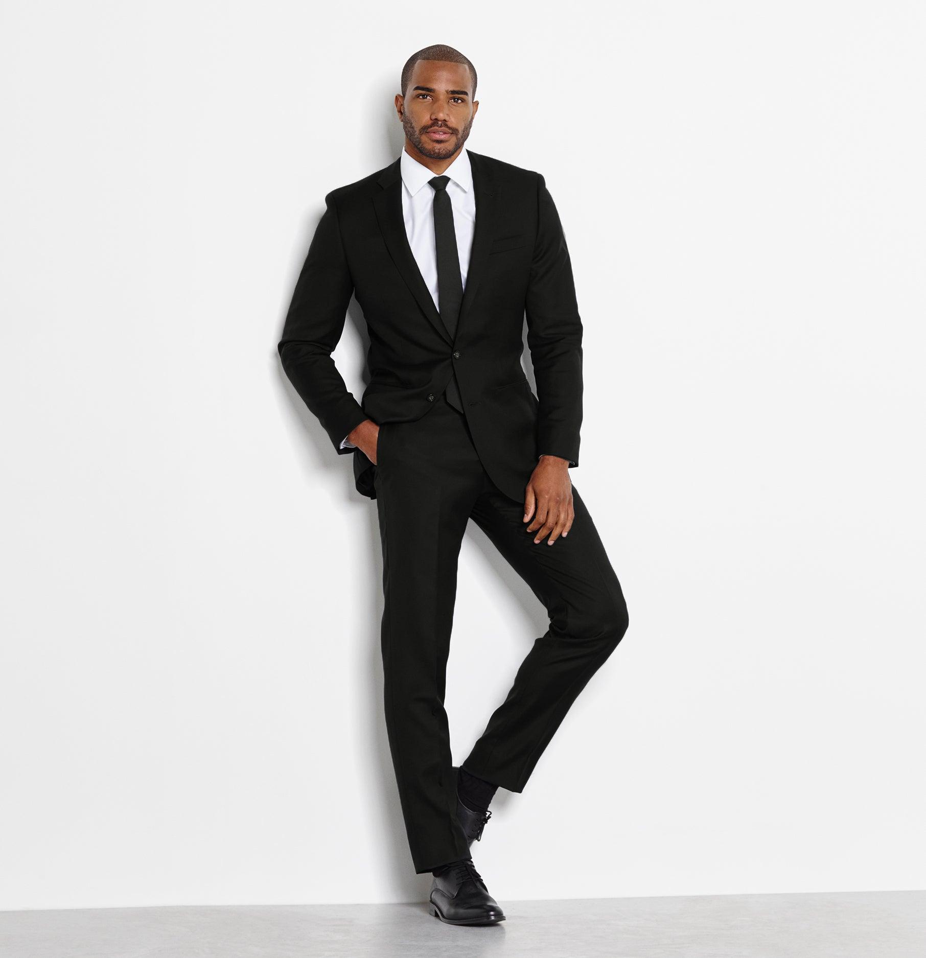 Black Suit The Black Tux