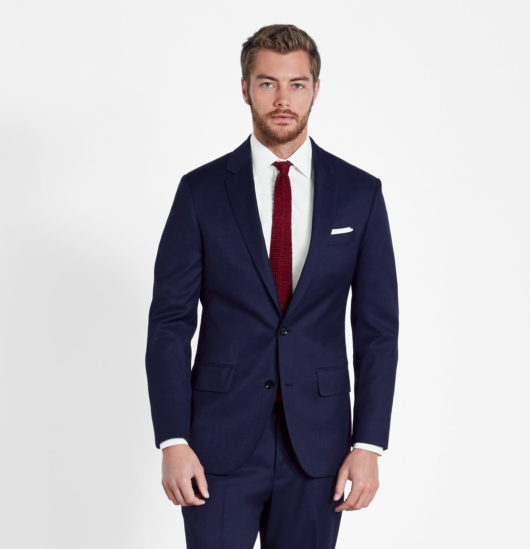 Blue Suit | The Black Tux