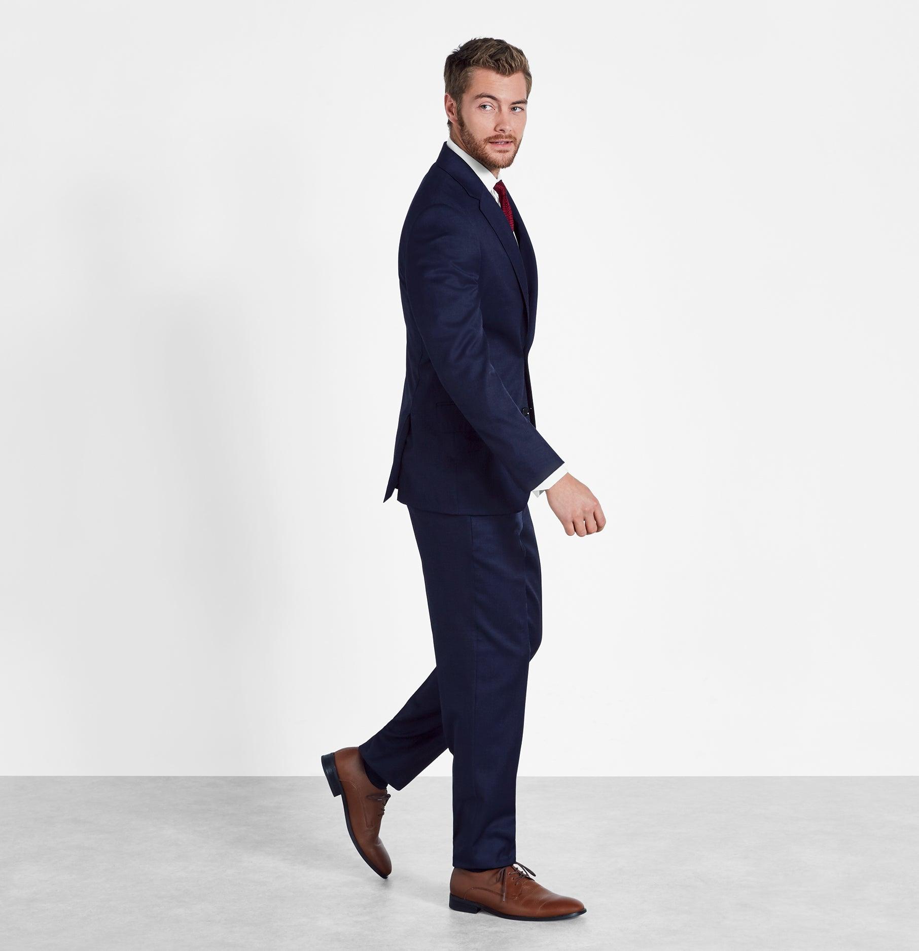Blue Suit   The Black Tux
