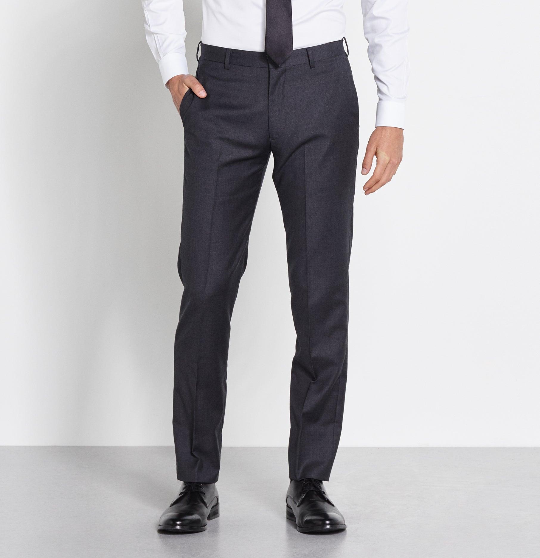 Charcoal Suit | The Black Tux