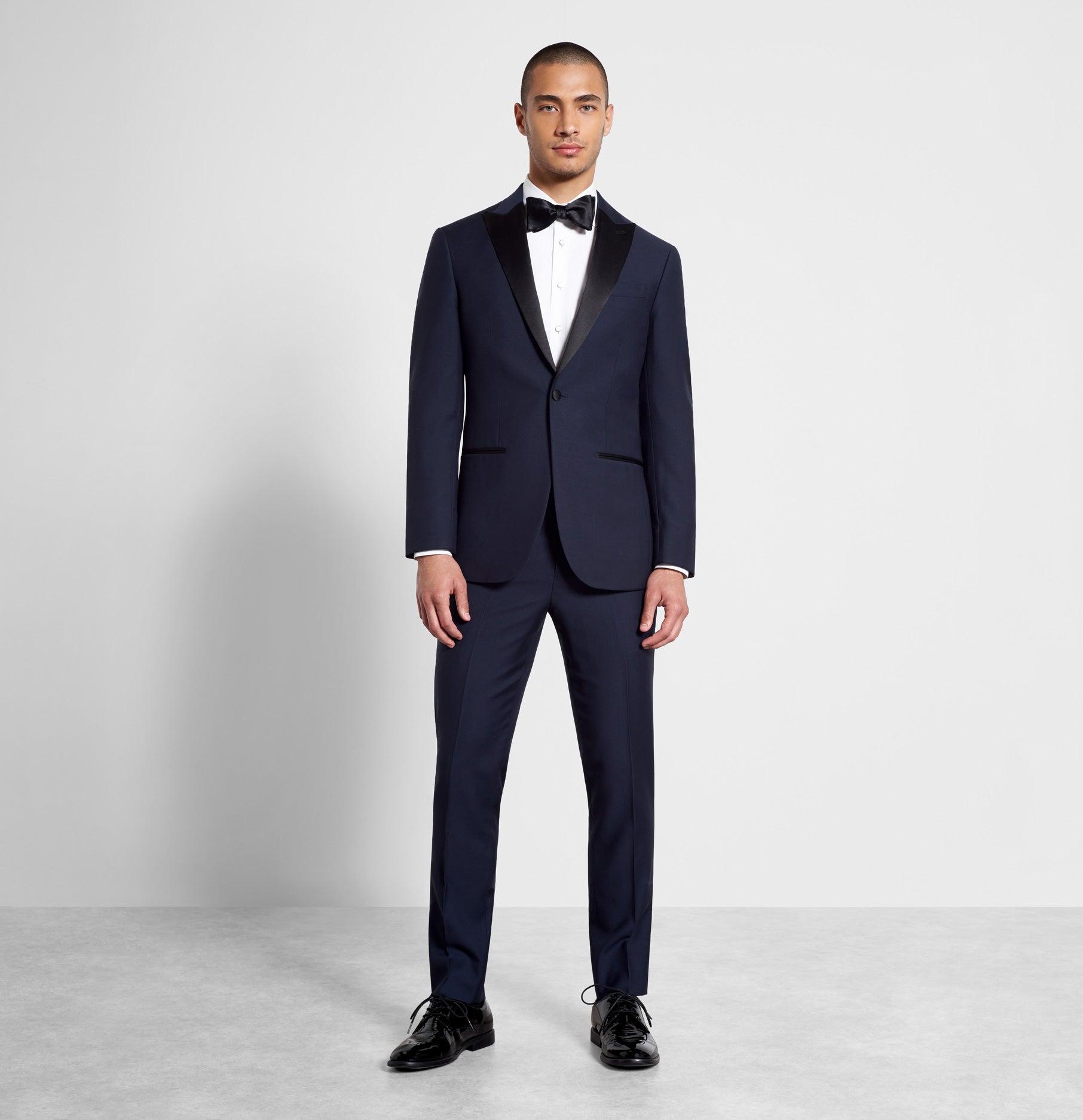 9adb5800db55 Suit & Tuxedo Rentals | The Black Tux