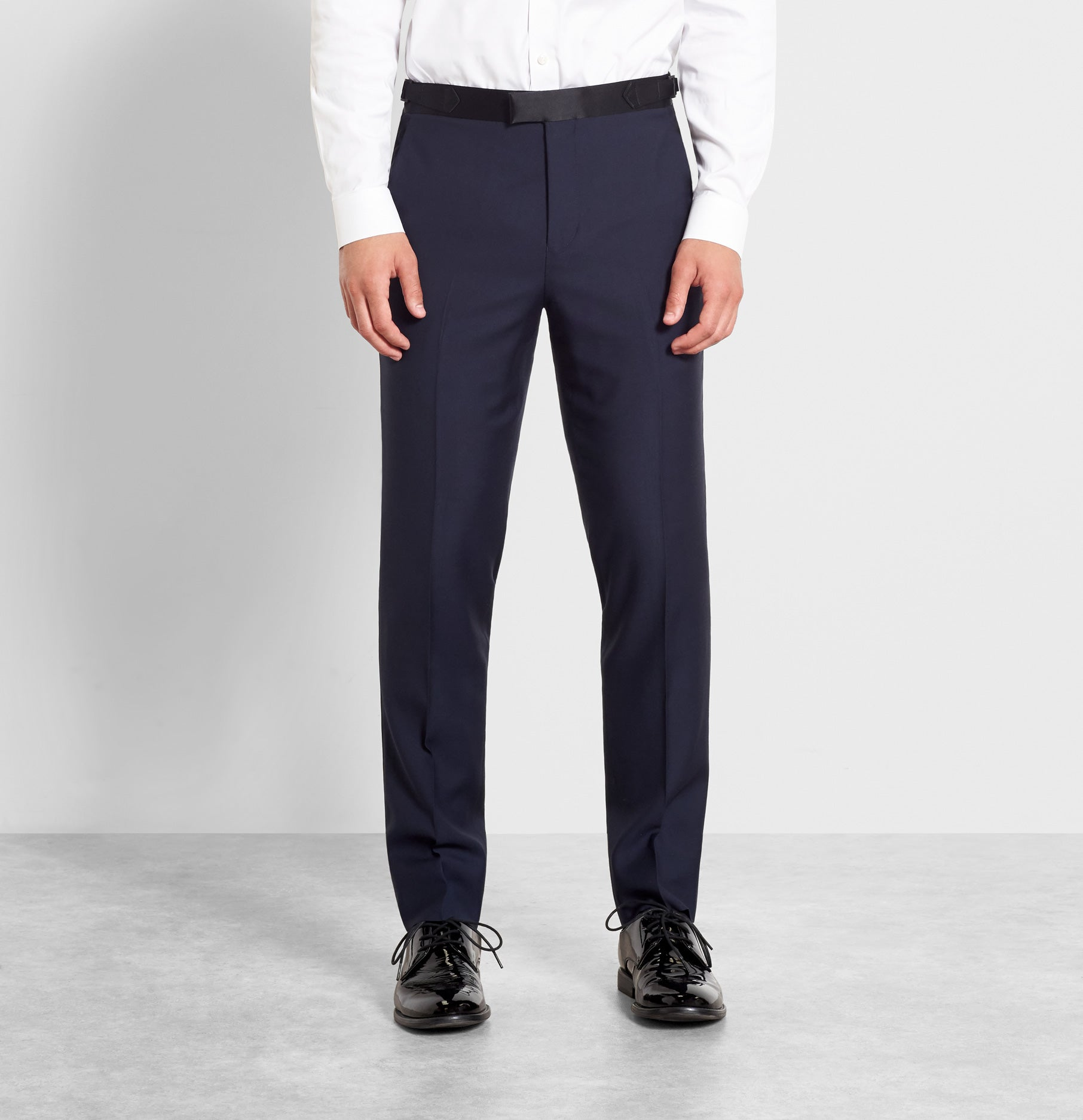 0801d6cceb2 Midnight Blue Tuxedo | The Black Tux