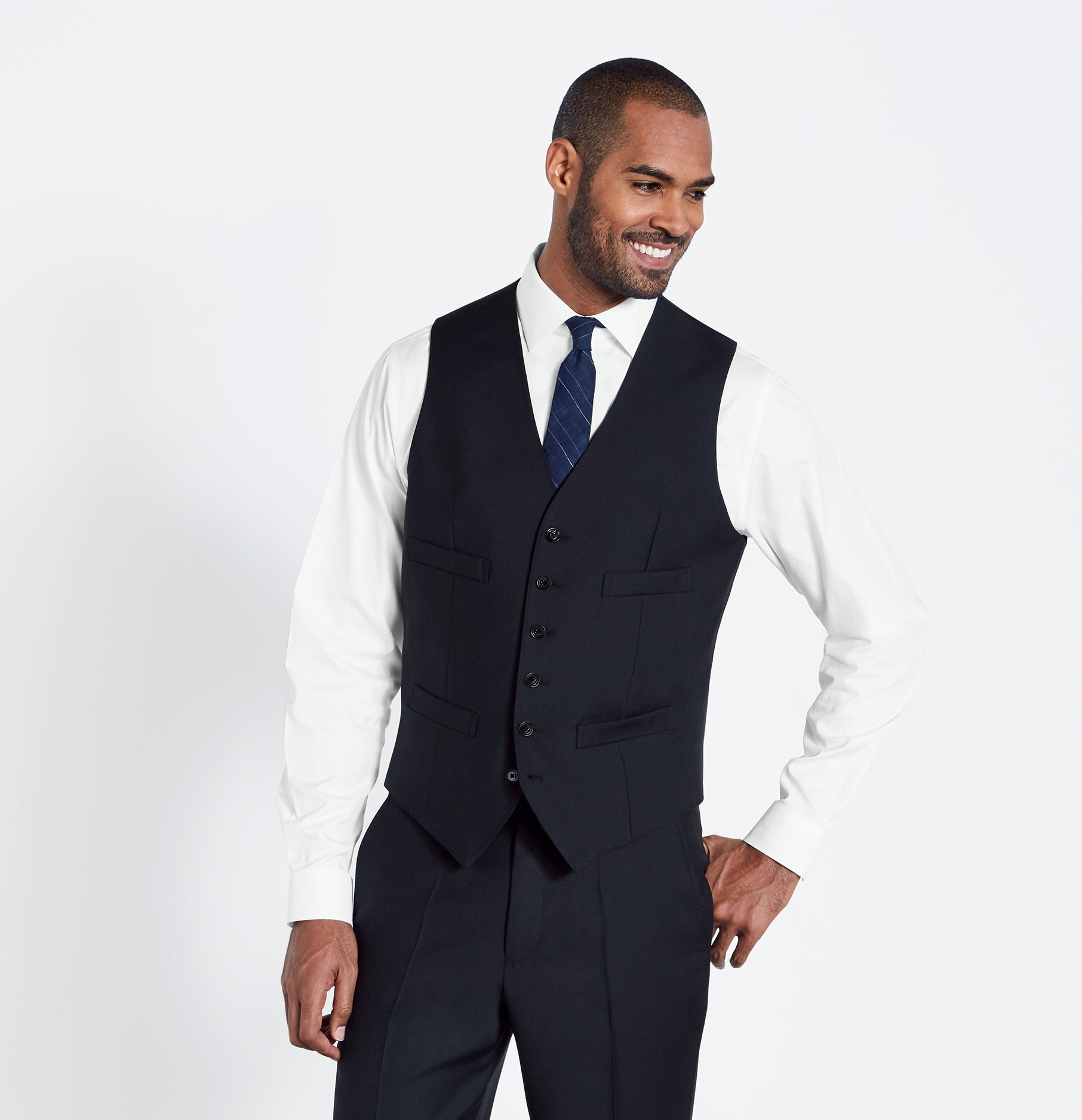 Vests | The Black Tux